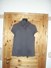 Damenweste  von Zero, graphit, Gr, 42, Baumwolle/Acryl