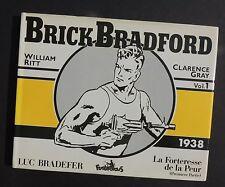 Collezione Copyright. Brick Bradford Vol. 1. Clarence Gray Cubo 1985