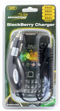 Brookstone Unipart BlackBerry Charger 12v 8520, 9700, 9800, 9900, most Samsung