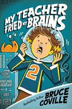 My Teacher Fried My Brains (My Teacher Books)-ExLibrary