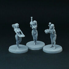 Egyptian Service Girls (3 pcs) Brother Vinni´s Studio BVG68