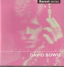 DAVID BOWIE - RAREST SERIES 12 TRACK LIVE COMP. CD   NEW