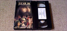 THE STORY OF JESUS UK AGAPE VHS VIDEO 1979 87m Brian Deacon