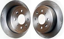 Rear Brake Disc Fits For Honda CRX MK2 16 i 16V 1.6 i 16V Vtec [PAIR] 1987-1992