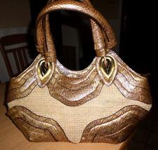 42422d37f7c07 CROMIA Wunderschöne hochwertige Damen-Handtasche WIE NEU