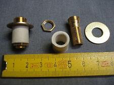 1 talon extensible goulot 12 à 13 mm laiton et caoutchouc