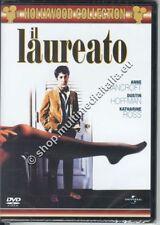 IL LAUREATO (1968) Dustin Hoffman - DVD NUOVO!