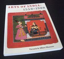Rosemary Crill, ed.: ARTS OF INDIA 1550-1900. V&A., 1990. Mughal, Rajput.