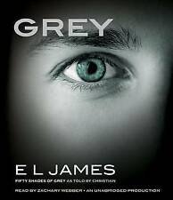 NEW Grey: Fifty Shades of Grey as Told by Christian by E L James