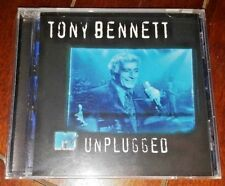 MTV Unplugged by Tony Bennett (CD, Aug-2006) Free Shipping!