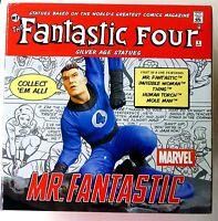 Fantastic Four Reed Richards Mr. Fantastic Silver Age Statue Marvel Comics New