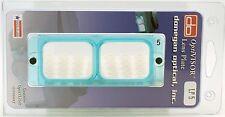 "Donegan LP-5 OptiVisor® Glass Lens Plate, 2.5X Magnification at 8"" Focal Length"