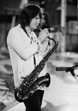 OLD MUSIC PHOTO Saxophone Player Bobby Keys