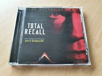Total Recall Soundtrack CD The Deluxe Edition