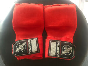 Hayabusa Quick Gel Boxing Hand Wrap Gloves Medium