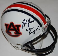 TYLER FROMM signed (AUBURN TIGERS) autograph mini football helmet W/COA C
