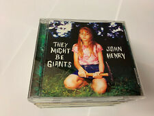 They Might Be Giants - John Henry - They Might Be Giants CD UPNLAYED MINT/EX