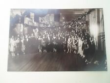 CLEETHORPES Party+Retro Christmas Decorations Vintage RPPC By J W Hardy §B151