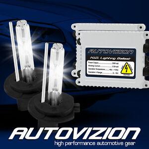 AUTOVIZION Xenon 35W Slim HID KIT H1 H3 H4 H7 H10 H11 H13 9005 9006 9007 5202