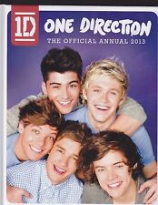 "1D One Direction The Official Annual 2013 - Harper Collins 2012 ""Hardcover Edit"