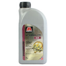 Millers Oils XF Longlife 0W-30 Fully Synthetic 0W30 Engine Oil 1 Litre 1L
