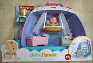 Little People Babys Kinderzimmer neu OVP