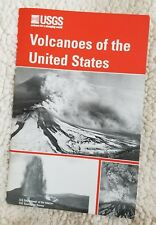 Volcanoes of the United States USGS  by Steven R. Brantley