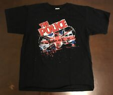 Vintage The Police 2007-2008 World Tour T Shirt