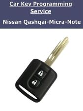NISSAN QASHQAI MICRA NOTE KEY WITH PROGRAMMING  1.5 DCI NTEC IN LONDON