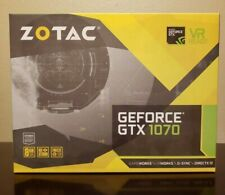 Zotac GeForce GTX 1070 Mini 8GB GDDR5 VR Ready Super Compact Gaming Graphics ...