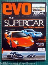 Evo 134 Miura Murcielago SV Insignia VXR GT-R Veyron Zonda R S4 FQ-330 SST 335i