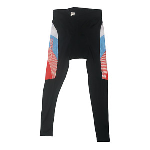 ZeroBike Women Cycling Bicycle Pants Wear Cushion Padded Tights Trousers Size M