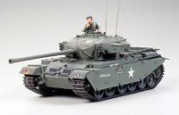 Centurion Mk.III - 1:35 British Army 25412 by Tamiya