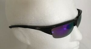 NEW Rudy Project RYZER Sunglasses BLACK Frame & PURPLE Mirror Lenses Ref:645