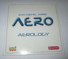 Jean Michel Jarre - aerology - cd promo 1 titre 2004