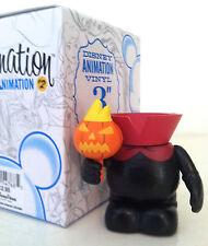 "Disney Vinylmation 3"" Animation 2 Headless Horseman Chaser Ichabod & Mr Toad Toy"