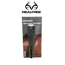 Aluminum Real Tree 1200 Lumen Tactical Flashlight Batteries Included