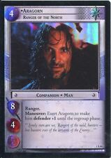 Lord Of The Rings CCG FotR Foil Card 1.R89 Aragorn Ranger Of The North