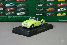 Kyosho 1/64 Austin-Healey 100/6 Yellow British Miniature car 2006 Limited