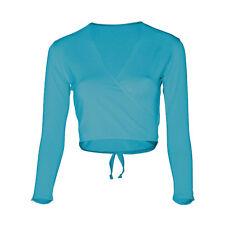 Starlite Regulation Eleanor Ballet Wrap - RAD Examination Wear