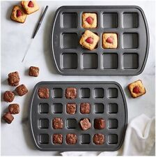 Pampered Chef Brownie Pan Set #100227 - Free Shipping!!!