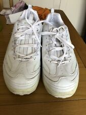 Women's SKETCHERS 8 Shape-Ups Fitness Toning Gym Trainers White Cost £89