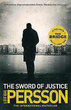 Persson, Leif G W, Bäckström 3: The Sword of Justice, Very Good Book