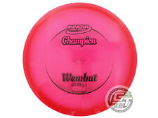 New Innova Champion Wombat 180g Red Black Stamp Midrange Golf Disc