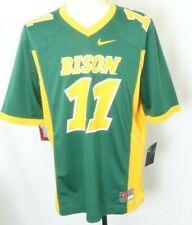 pretty nice d749d 3a021 NEW North Dakota State University Bison Green Nike Football Jersey Mens L
