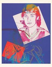 Andy Warhol Wayne Gretzky Hockey National Gallery Of Canada Card 2000 Print