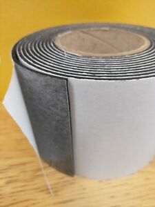Adhesive Backed Neoprene Rubber Sheet / Squares & Strips in all sizes