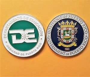 DEPARTAMENTO DE EDUCACION Puerto Rico School Teacher Education Maestro Escuela