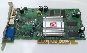 Radeon Ati 9000 64M DDR Graphics Card