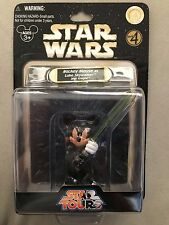 Mickey Mouse as Luke Skywalker Disney Park Star Wars Action Figure Jedi Knight